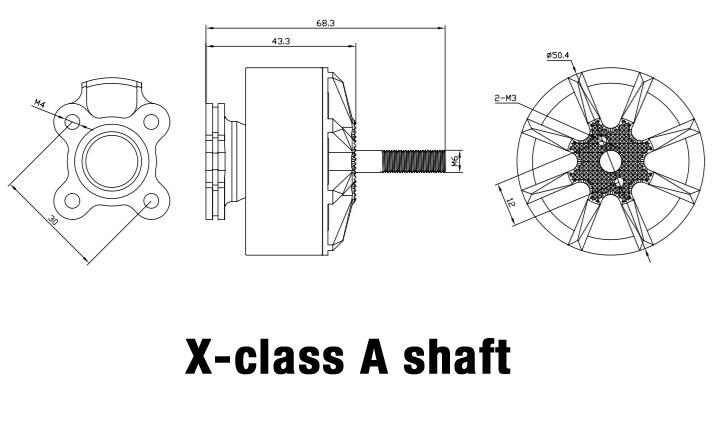 AXE TYPE A X-CLASS